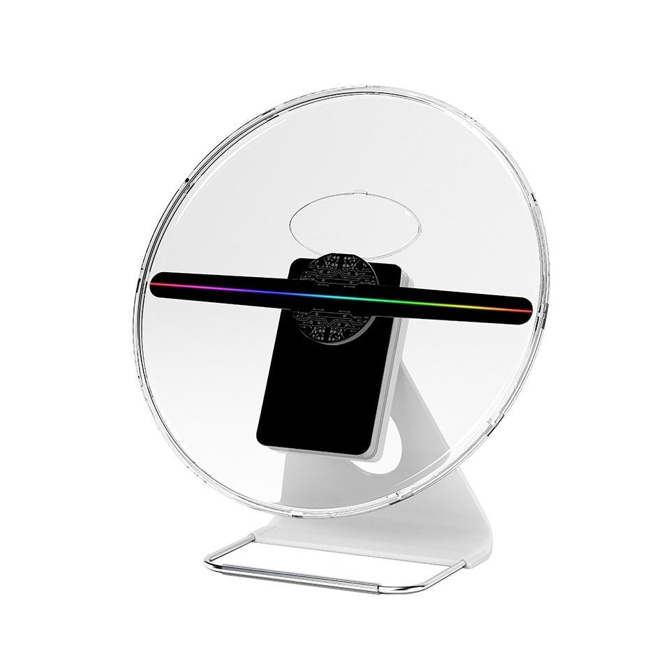 iDiskk | 3D Hologram AD LED Fan